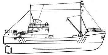 устройство рыболовного судна