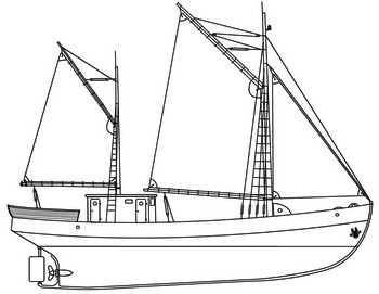 траулер малый рыболовный цена