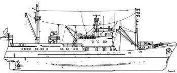 рыболовное судно василий луканов