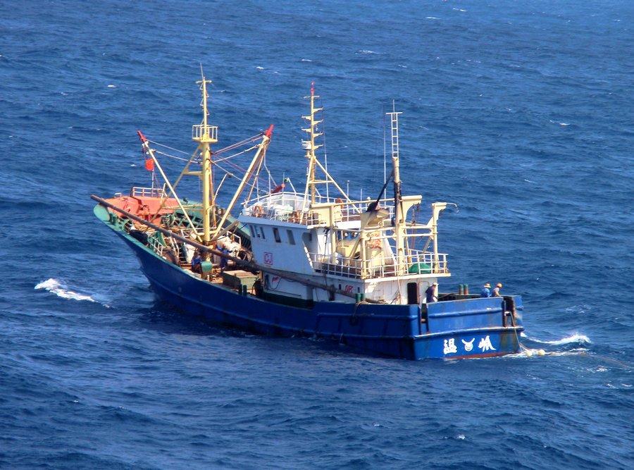 имей рыболовного судна