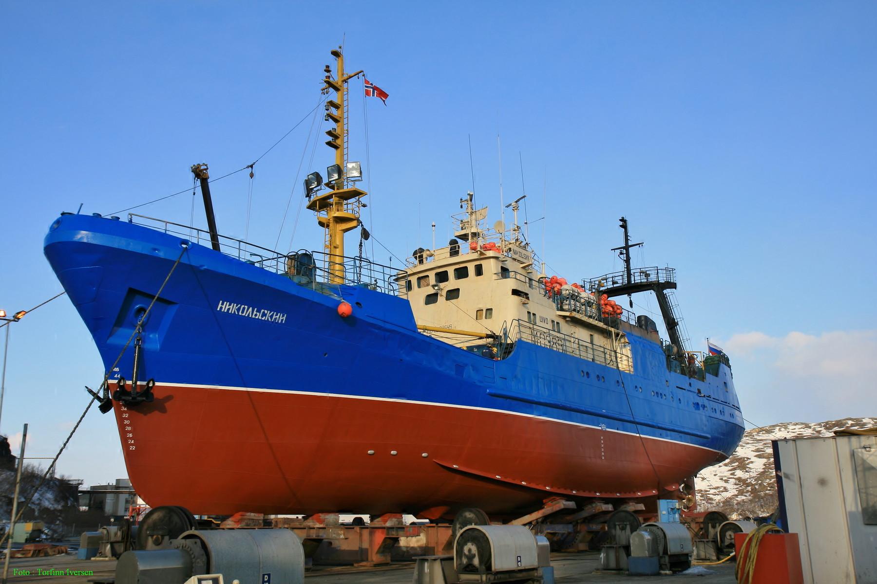 рыболовное морозильное корабль подобно каспий