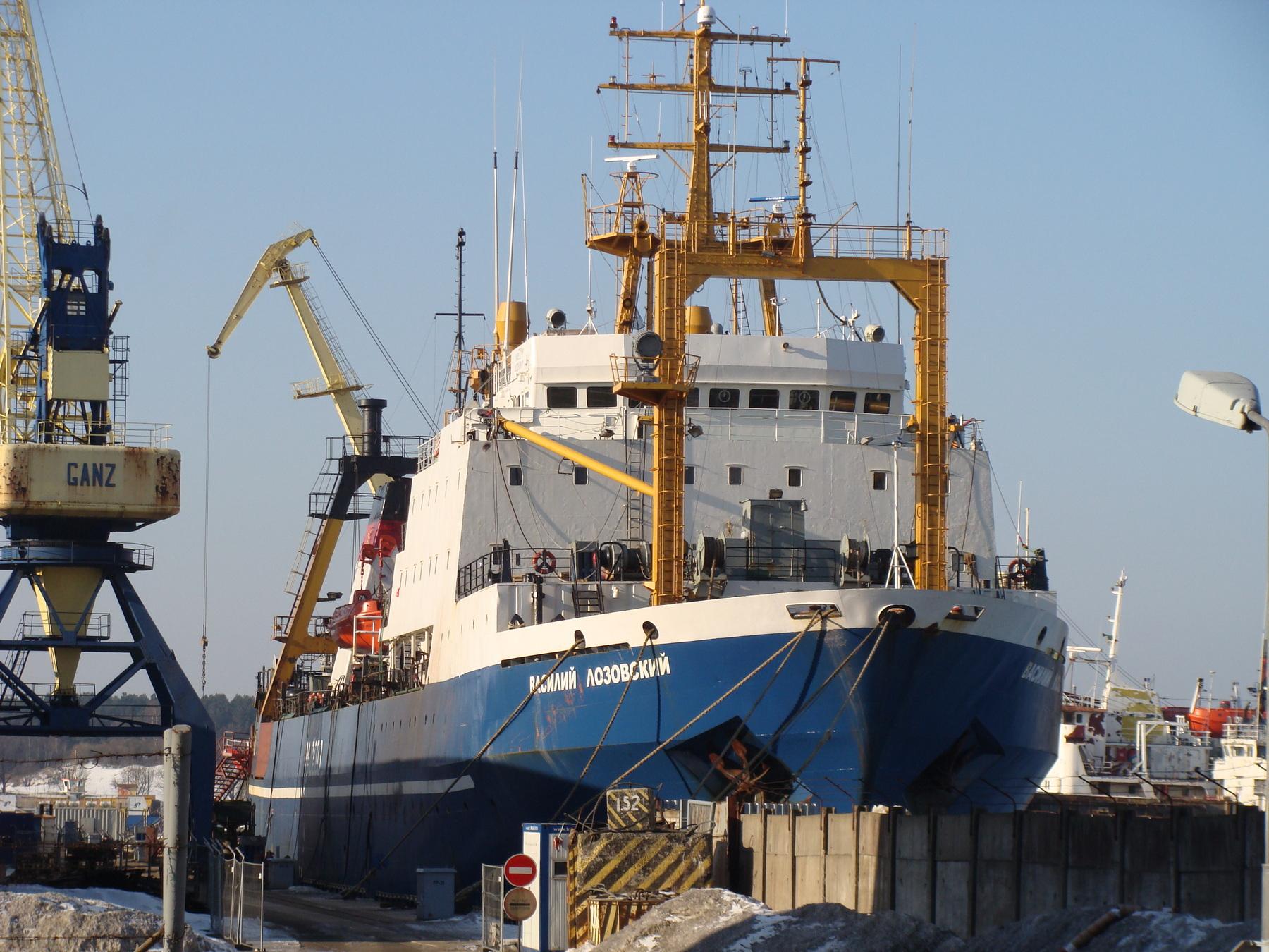 майронис рыболовное судно